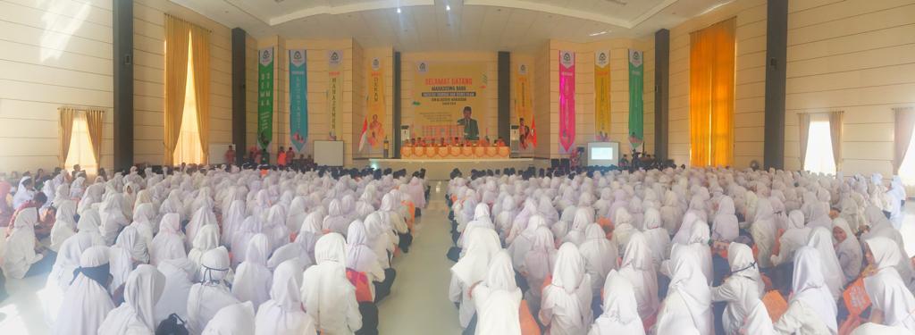 Perkenalan Budaya Akademik Kampus (PBAK) Fakultas Ekonomi Dan Bisnis Islam